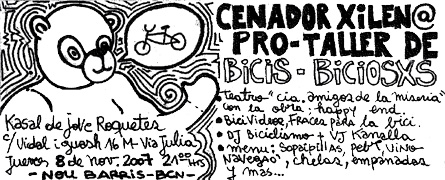 Flyer Cenador Chileno