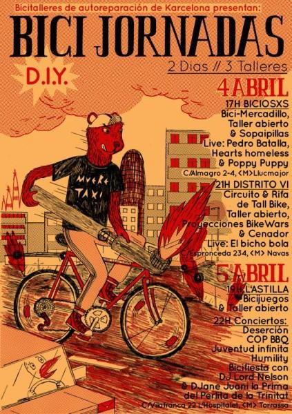 bici-jornadas-diy-barcelona