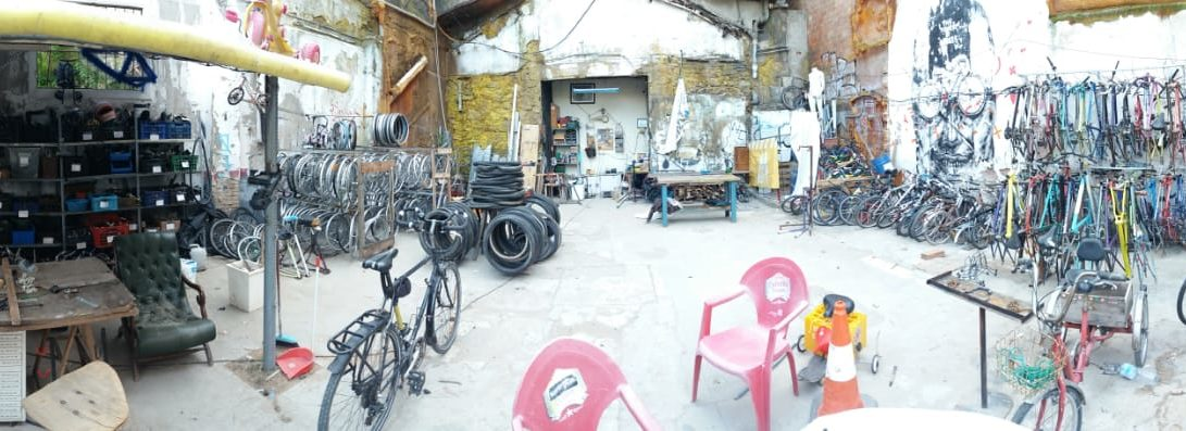 Biciosxs | Bicycle Workshop in Barcelona